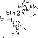 Bla-bla de blogger