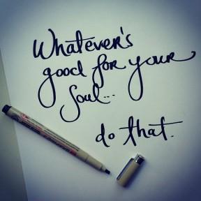 soul stuff